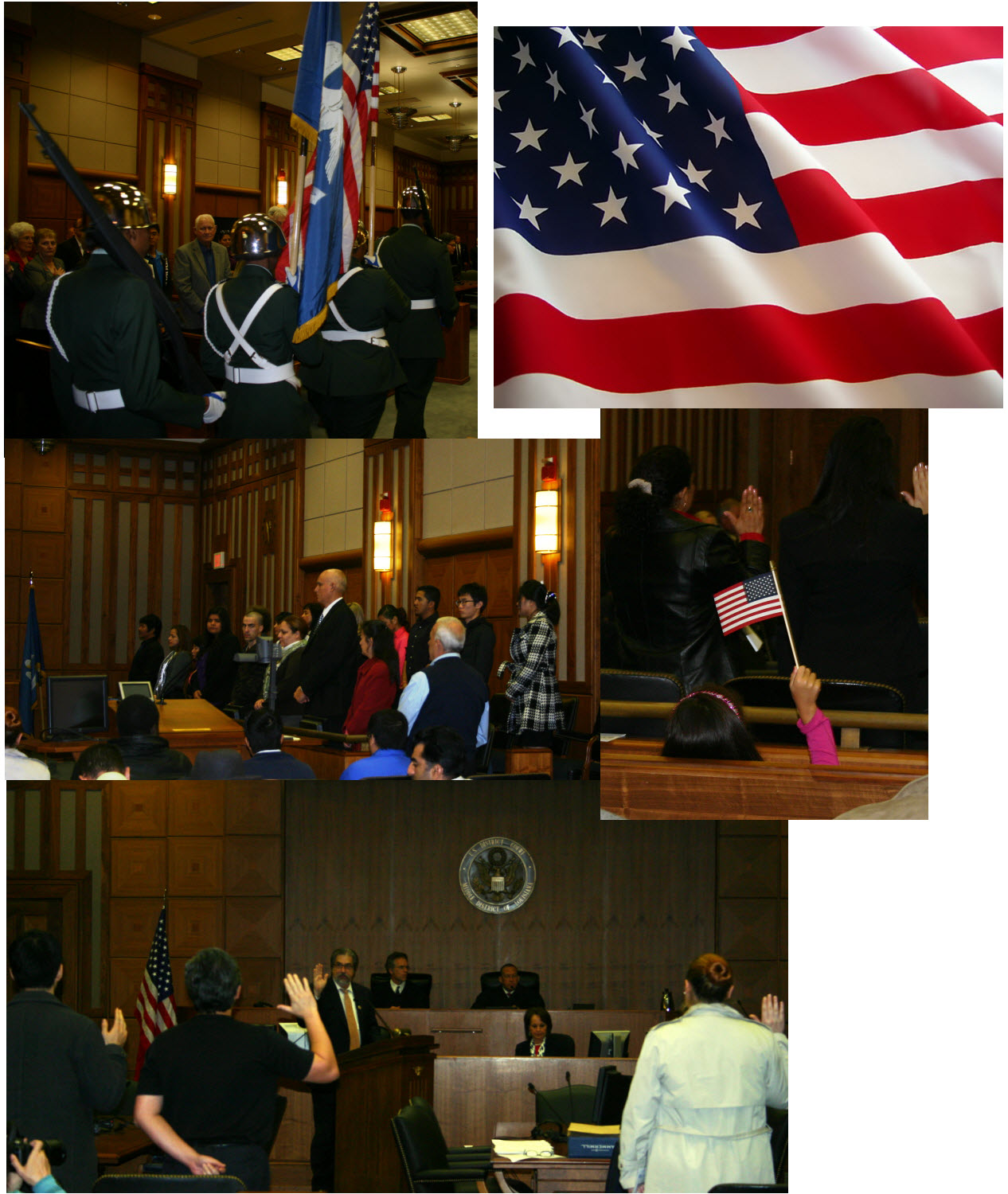 Naturalization images November 18, 2011
