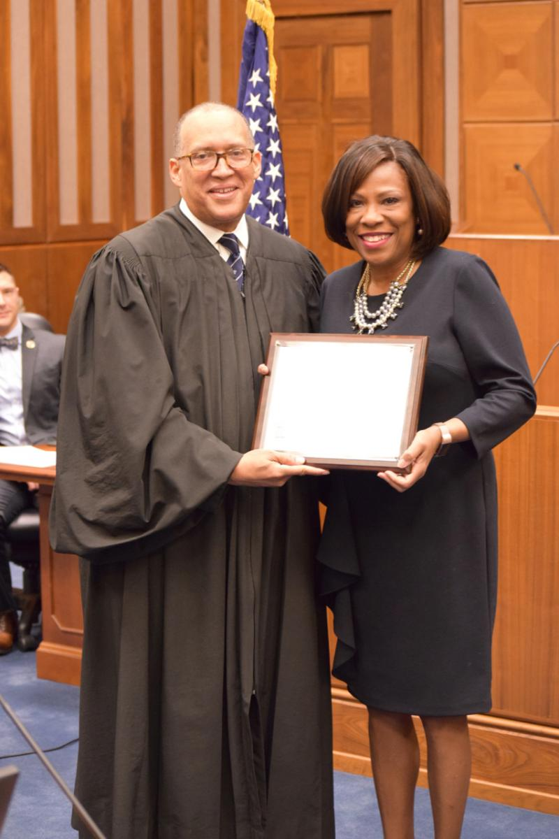 Judicial Officers in the Community | Middle District of